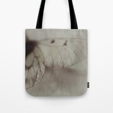 Papery Tote Bag