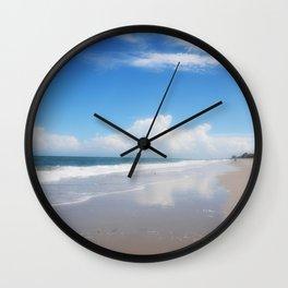 Infinite Beach Wall Clock