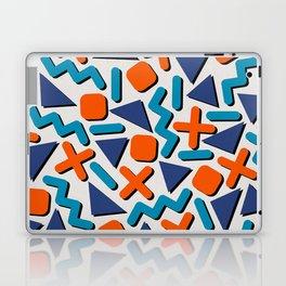 90s Retro Memphis Pattern Laptop & iPad Skin