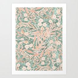 Tropical Daydream Boho Art Print