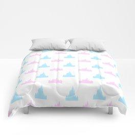 Castle Print Comforters