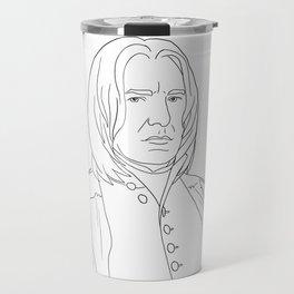Severus Snape Travel Mug