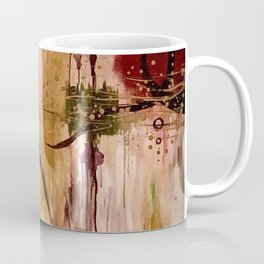 Reflections on Blood, Fire, and Pillars of Smoke Coffee Mug