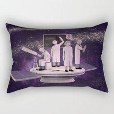 Space Scientists Rectangular Pillow