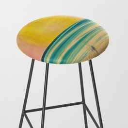 Ocean Sunset 1.0 Vintage Bar Stool
