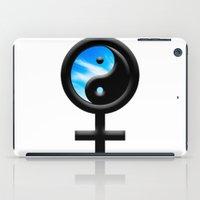 libra iPad Cases featuring Libra by IRIS Photo & Design