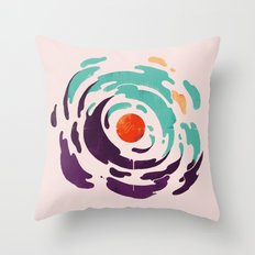Sun Inside Me Throw Pillow