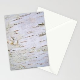 Birch Stationery Cards