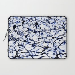 Dye Painted Waters #society6 #decor #buyart Laptop Sleeve