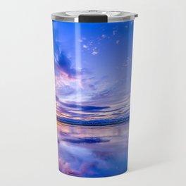 Scottish Sunset Travel Mug
