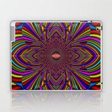 Star Mandala - Multicolor Laptop & iPad Skin