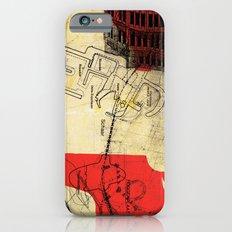 overflow #21 iPhone 6s Slim Case