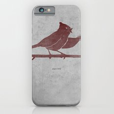 the bird is the f-word iPhone 6s Slim Case