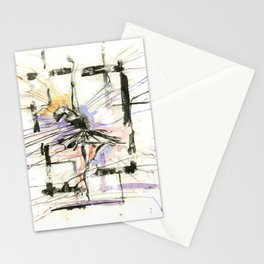 Ballet 2 Stationery Cards