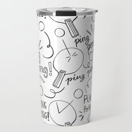 Ping! Pong! Travel Mug