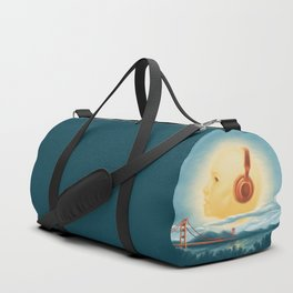 Music Duffle Bag