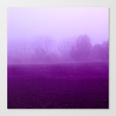 large patch of fog I Canvas Print