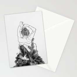 I want to know you little more deep. Stationery Cards