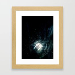 Antapices Qadrant Framed Art Print