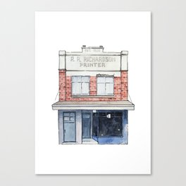 22 Enmore Rd Canvas Print
