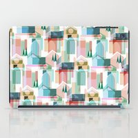 bath iPad Cases featuring Bath by Coral Elizabeth Design
