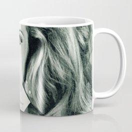 Frau Dreiecke 1 Coffee Mug