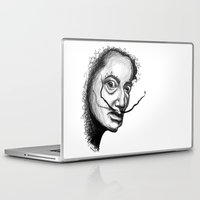 dali Laptop & iPad Skins featuring Dali by Robin Ewers