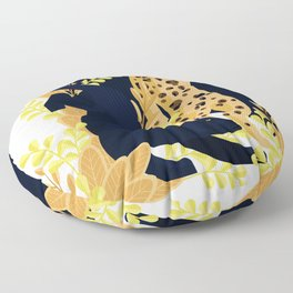 Hide and seek Floor Pillow