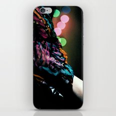 Bokeh Scarf II iPhone & iPod Skin