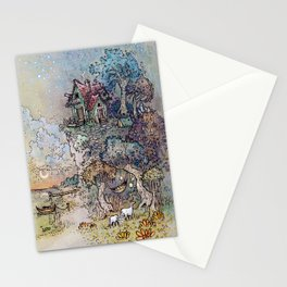 Villa Stationery Cards
