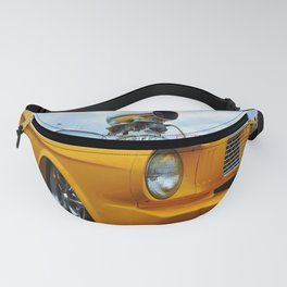 heavy breather Fanny Pack