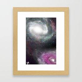 Galaxiii  Framed Art Print