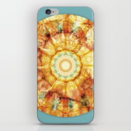 Mandalas from the Heart of Truth 7 iPhone Skin