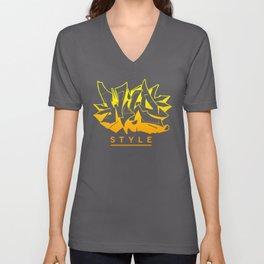 Wild Style AU ver0.3 Unisex V-Neck