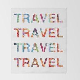Travel Throw Blanket