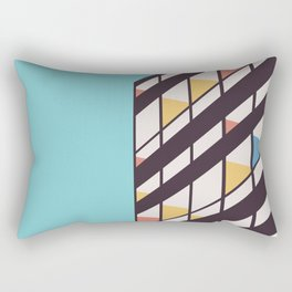 Le Corbusier Rectangular Pillow
