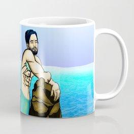 Melancholy Merman Coffee Mug