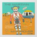 The Martian by magneticboys