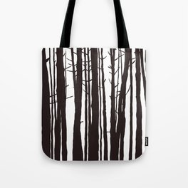 The Trees and The Forest Tote Bag