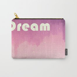 dream of adventure Carry-All Pouch