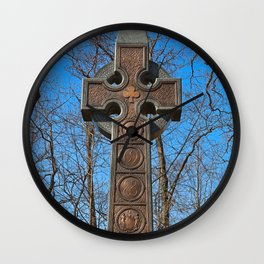 Irish Brigade Monument Wall Clock