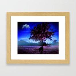Of Another World Framed Art Print