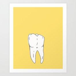 A Molar Art Print