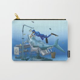 CARIE PROFONDE - DEEP DENTAL DECAY by Pascal Carry-All Pouch