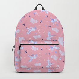 Unicorn Dreams Pink Backpack