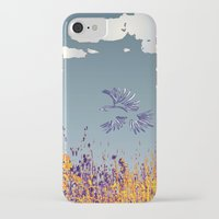 pigeon iPhone & iPod Cases featuring pigeon by Shelby Claire