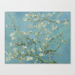 Vincent van Gogh - Almond Blossoms 1890 Canvas Print