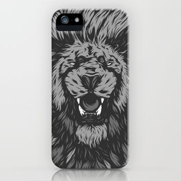 Courageous iPhone Case