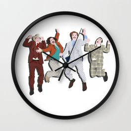 Newsteam flash Wall Clock