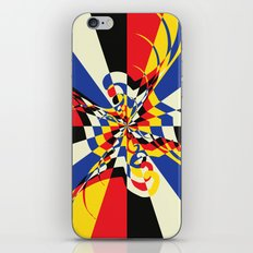 Waking Up Before The Alarm iPhone & iPod Skin